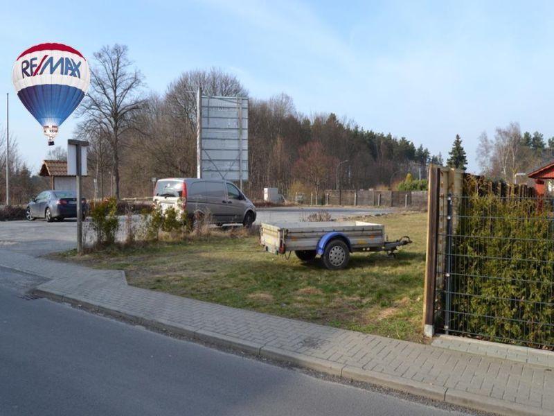 Freifl�che 1200 m� Ausstellungsplatz Wohnwagen Camping Gartenbedarf - Grundst�ck mieten - Bild 1