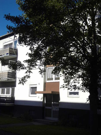 Erdgeschosswohnung in Marnheim