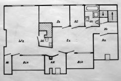Dachgeschosswohnung in Wuppertal  - Elberfeld