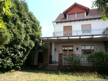 Doppelhaushälfte in Mannheim  - Gartenstadt