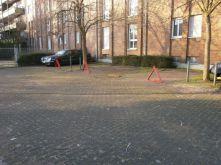 Stellplatz in Köln  - Bayenthal