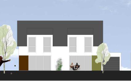 Doppelhaushälfte in Deckenpfronn
