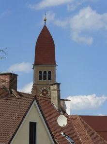 Etagenwohnung in Augsburg  - Pfersee