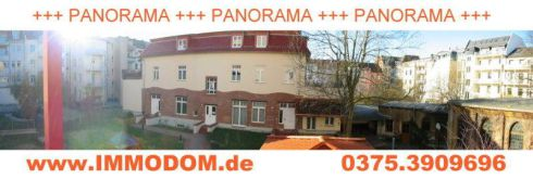 Etagenwohnung in Zwickau  - Innenstadt
