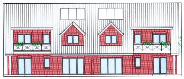 Dachgeschosswohnung in Hatten  - Streekermoor I