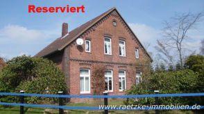 Resthof in Varel  - Borgstede