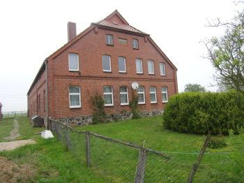 Bauernhof in Klein Salitz