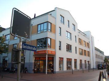 Dachgeschosswohnung in Eckernförde