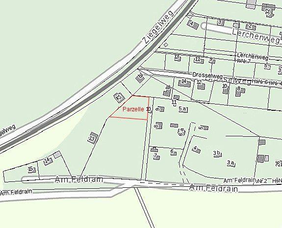 T�pchin Motzen 700 qm Sommergrundst�ck Pacht - Grundst�ck mieten - Bild 1