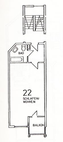 Etagenwohnung in Gaggenau  - Gaggenau