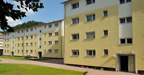Erdgeschosswohnung in Eberbach  - Eberbach
