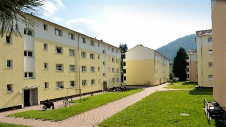 Etagenwohnung in Eberbach  - Eberbach