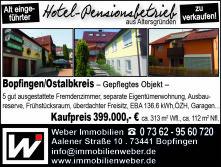 Mehrfamilienhaus in Bopfingen  - Bopfingen