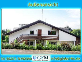 Erdgeschosswohnung in Reinheim  - Georgenhausen