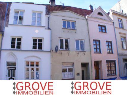 Sanierungsbedürftiges - Altstadthaus 23552 Lübeck - Innenstadt