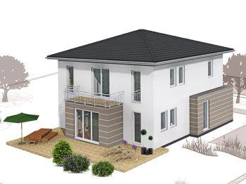 Einfamilienhaus in Baldham