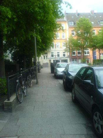 Tiefgaragenstellplatz in Hamburg  - Sternschanze