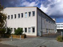Halle mit Produktion in Berlin