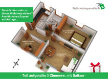 Etagenwohnung in Erftstadt  - Kierdorf