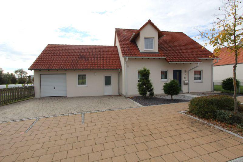Einfamilien Traum haus gro�er Terrasse Garten Herrieden - Haus kaufen - Bild 1