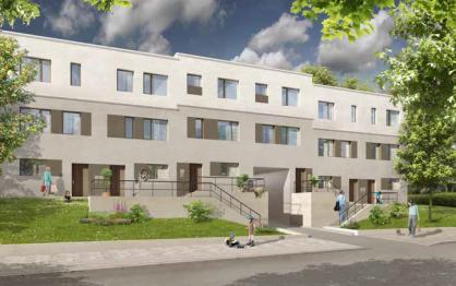 Stadthaus in Berlin  - Schöneberg