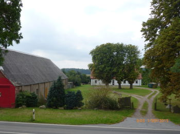 Bauernhof in Züsow