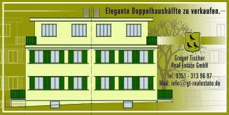 Doppelhaushälfte in Dresden  - Kleinzschachwitz