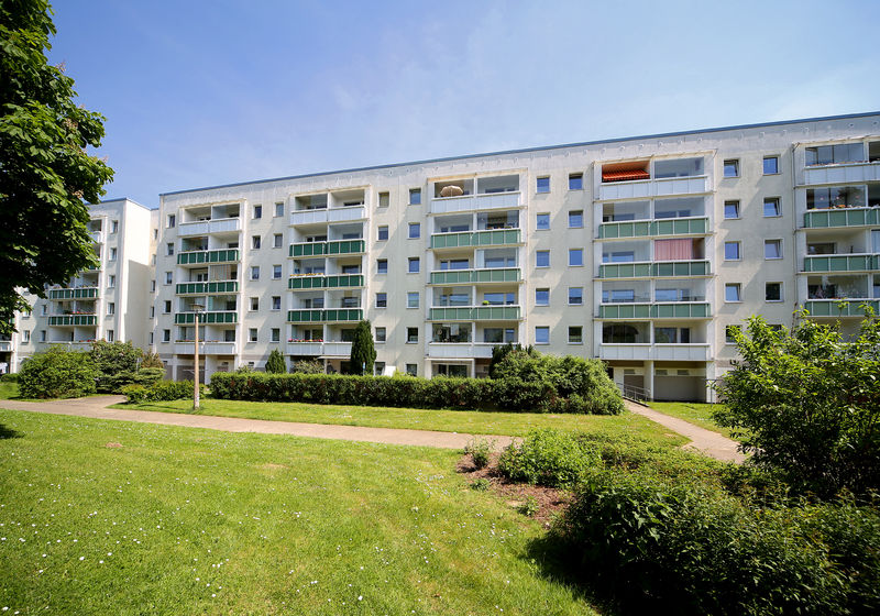 Wohnung Rostock Evershagen