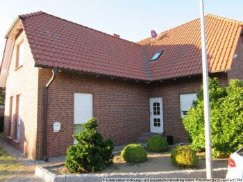 Doppelhaushälfte in Bülstringen