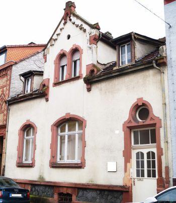 Einfamilienhaus in Ludwigshafen  - Mundenheim