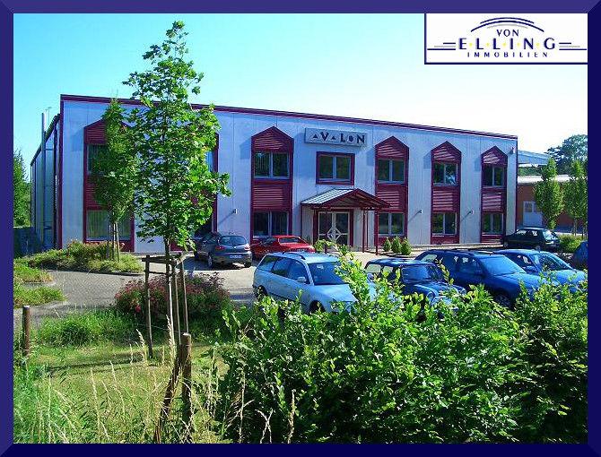 B�rofl�che 29614 Soltau OT Wolterdingen - Gewerbeimmobilie mieten - Bild 1