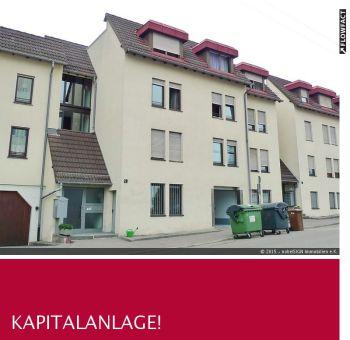Etagenwohnung in Ludwigsburg  - West