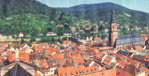 Apartment in Heidelberg  - Altstadt