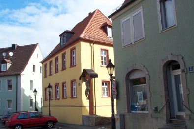 Dachgeschosswohnung in Würzburg  - Heidingsfeld