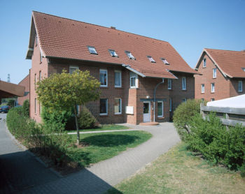 Erdgeschosswohnung in Itzehoe