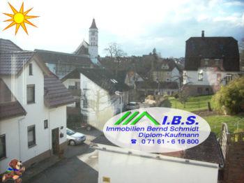 Etagenwohnung in Rechberghausen