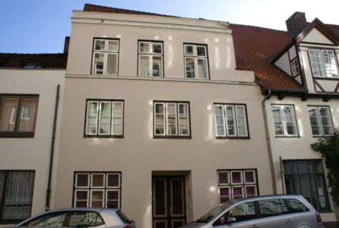 Große 1 Zimmer Wohnung in der Lübecker Altstadt