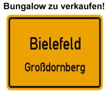 Bungalow in Bielefeld  - Großdornberg