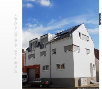 Dachgeschosswohnung in Weingarten
