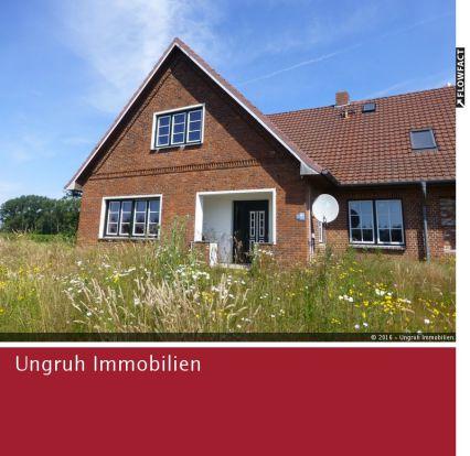 Renovierter Resthof mit Nebengebäuden und Weideland in Twistringen -...