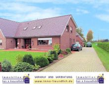 Doppelhaushälfte in Rhauderfehn  - Langholt