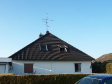 Dachgeschosswohnung in Linau