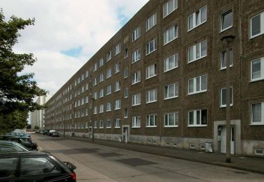 Etagenwohnung in Magdeburg  - Neue Neustadt