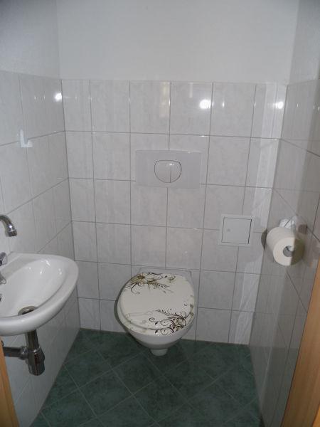 gaste wc mit dusche grose: ein umbau zwei neue räume, Hause ideen