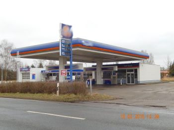 Tankstelle in Haldensleben