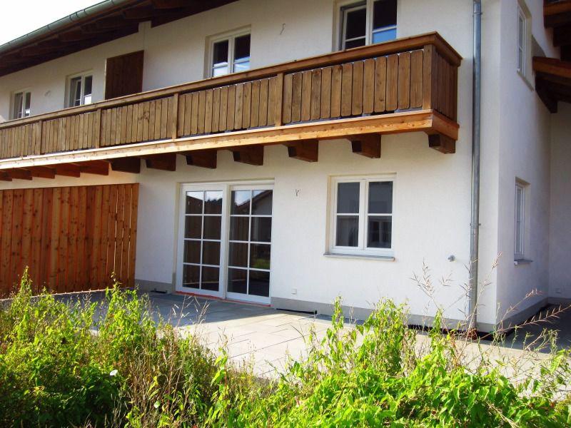 ERSTBEZUG NEUBAU KFW70 Ost DHH Terrasse kleinem Garten Balkonen Rande - Haus mieten - Bild 1