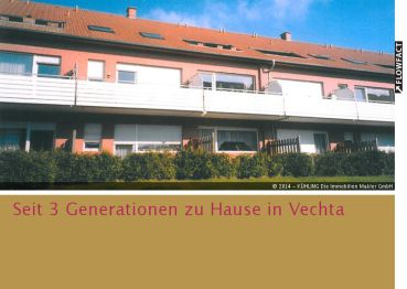 Erdgeschosswohnung in Vechta  - Vechta