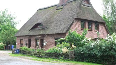 Dachgeschosswohnung in Itzstedt