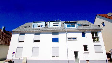 Mehrfamilienhaus in Stuttgart  - Vaihingen