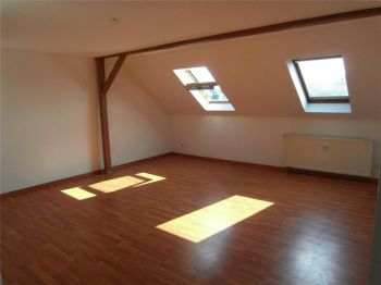 Dachgeschosswohnung in Burgstädt  - Burgstädt